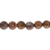 Rainbow Agate 6mm Round 29pcs Approx